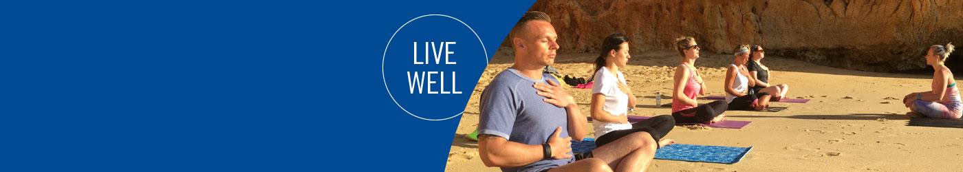 Inspirit Retreat Expert Wellbeing Support